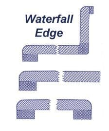 Waterfall Edge
